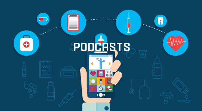 "Podcasts: ""The Usefulness of Telehealth and Digital Health  During COVID-19 """