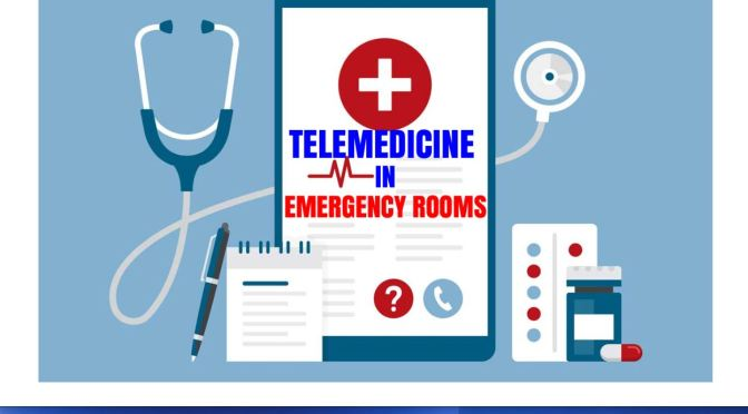 TELEMEDICINE: STANFORD MEDICINE UTILIZES IPADS IN EMERGENCY DEPARTMENT