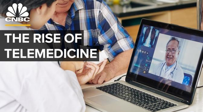 "VIDEO: ""IS TELEMEDICINE THE FUTURE OF HEALTH CARE?"""