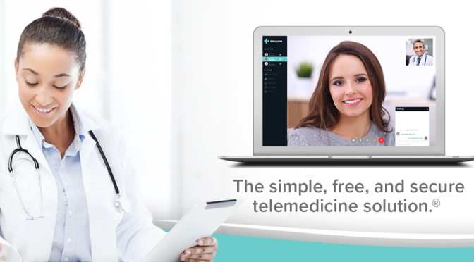 "TELEMEDICINE: ""DOXY.ME"" IS A FREE, LOW-TECHNOLOGY ENTRY FOR VIRTUAL VISITS"