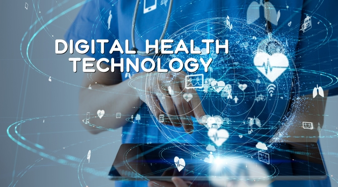 HEALTHCARE: TOP DIGITAL TECHNOLOGY TRENDS (2020)