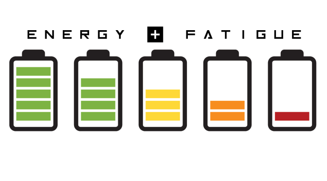 "Dr. C's Journal: A Little Bit About ""Energy & Fatigue"""