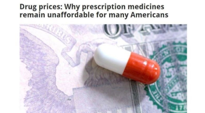 PRESCRIPTION DRUGS: 'WHY THEY REMAIN HIGH-PRICED'