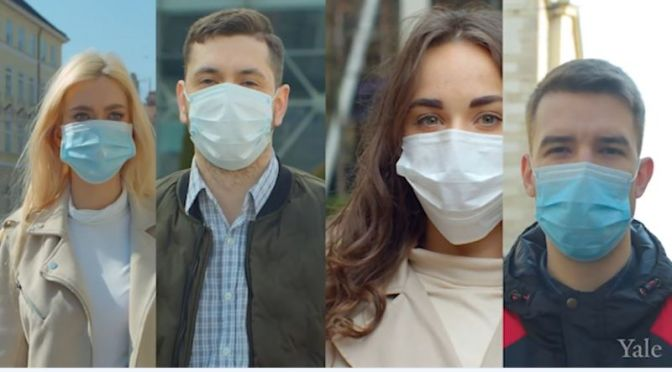 Covid-19: 'Why Doctors & You Should Wear Masks'