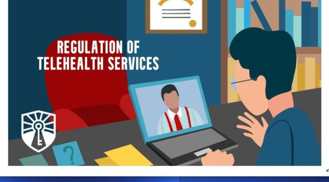 Legal: 'Regulation Of Telehealth Services In The Era Of Covid (Video)
