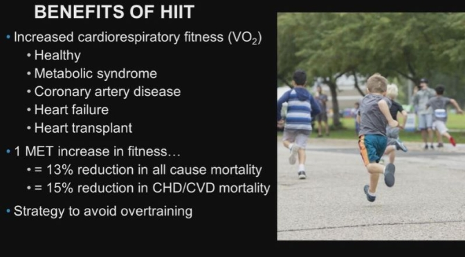 EXERCISE: BENEFITS OF HIIT (HIGH-INTENSITY INTERVAL TRAINING) – MAYO CLINIC