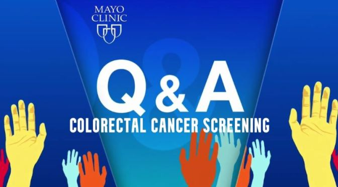 PHYSICIAN Q&A: SCREENING FOR COLORECTAL CANCER