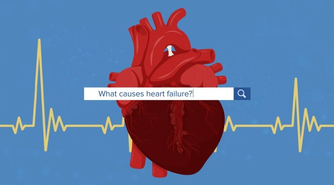 YALE MEDICINE: 'WHAT CAUSES HEART FAILURE?'