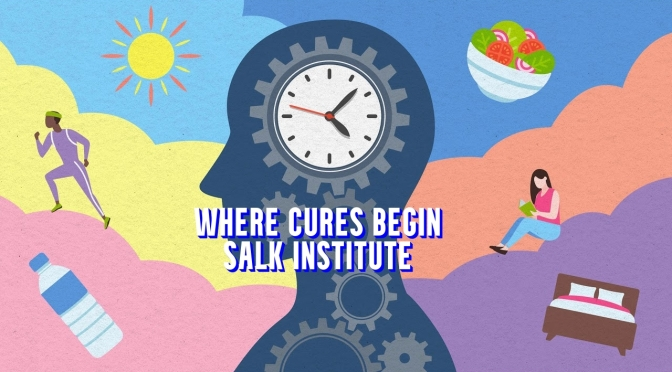 HEALTHY LIVES: LIVING IN SYCH WITH BIOLOGICAL CLOCKS (SALK INSTITUTE)