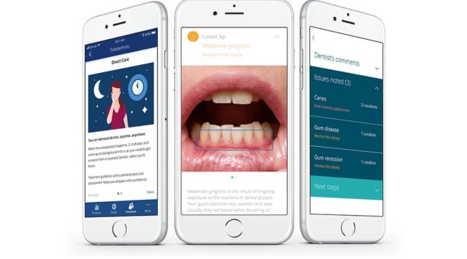 TeleDentistry: Mobile Apps Improving Oral Health