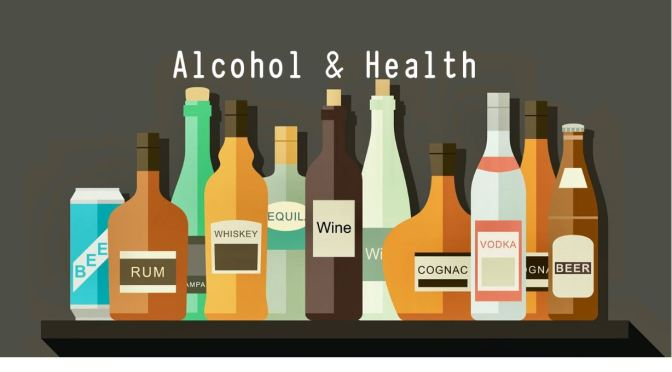 Doctor's Journal: 'Alcohol And Health'