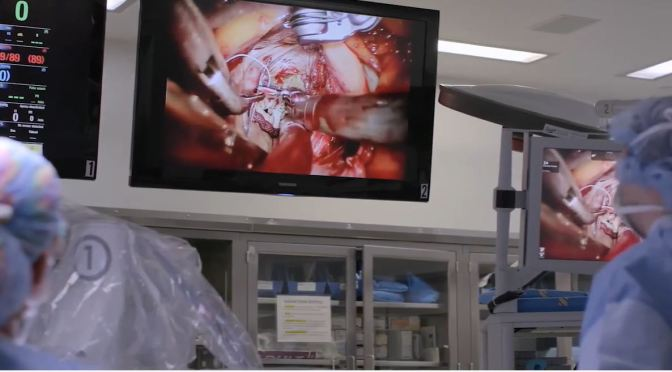 Technology: Robotically Assisted Heart Surgery