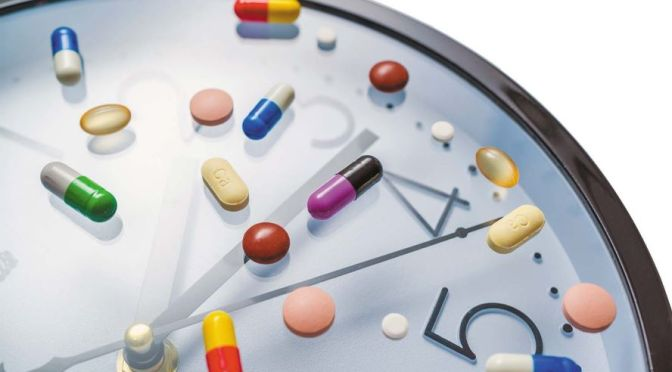 DR. C'S JOURNAL: TIMING IN HEALTH AND MEDICINE