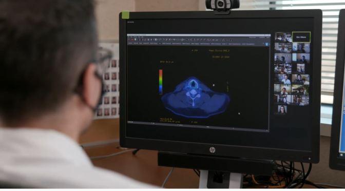 Telemedicine: Mayo Clinic Otolaryngology (Video)