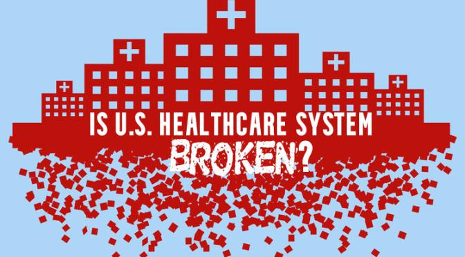 VIEWS: IS U.S. HEALTHCARE SYSTEM BROKEN? (HARVARD)