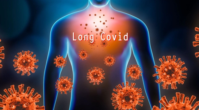 DR. C'S JOURNAL: EFFECTS & SYMPTOMS OF LONG COVID