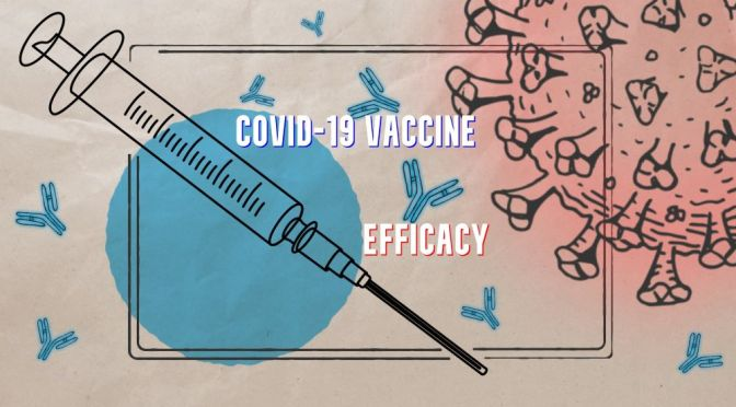 ANALYSIS: COVID-19 VACCINE EFFICACY EXPLAINED (VIDEO)